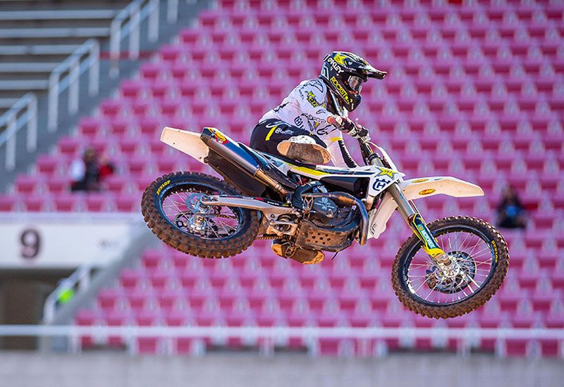 2021 Husqvarna FC 450 Rockstar Edition in Costa Mesa, California - Photo 5