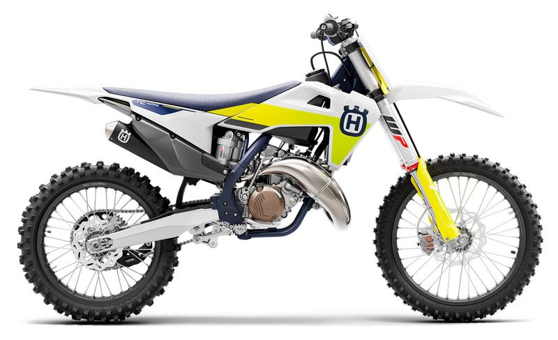 2021 Husqvarna TC 125 in Athens, Ohio