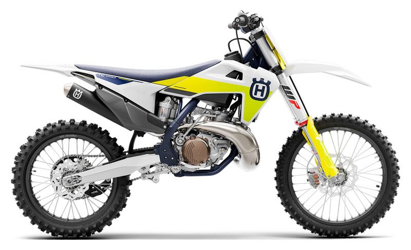2021 Husqvarna TC 250 in Victorville, California