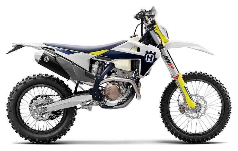 2021 Husqvarna FE 350 in Bellingham, Washington - Photo 1