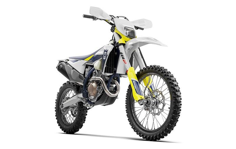 2021 Husqvarna FE 350 in Athens, Ohio - Photo 2