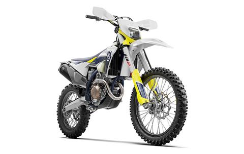 2021 Husqvarna FE 350 in Victorville, California - Photo 2