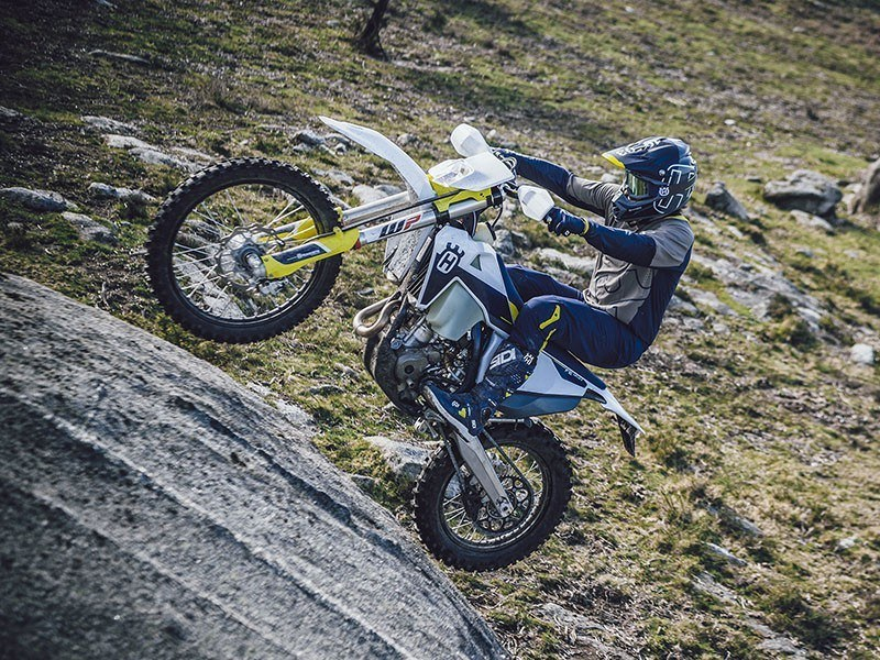 2021 Husqvarna FE 350 in Victorville, California - Photo 3