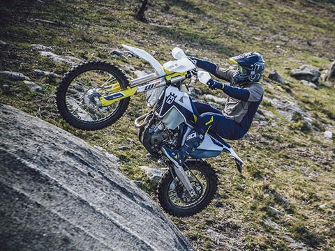 2021 Husqvarna FE 350 in Castaic, California - Photo 3