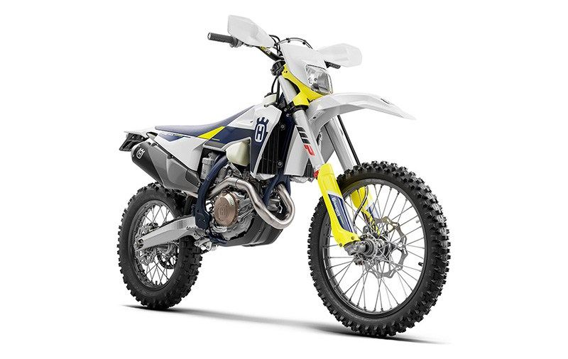 2021 Husqvarna FE 501 in Wenatchee, Washington - Photo 2