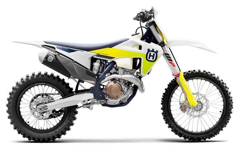 2021 Husqvarna FX 350 in Athens, Ohio
