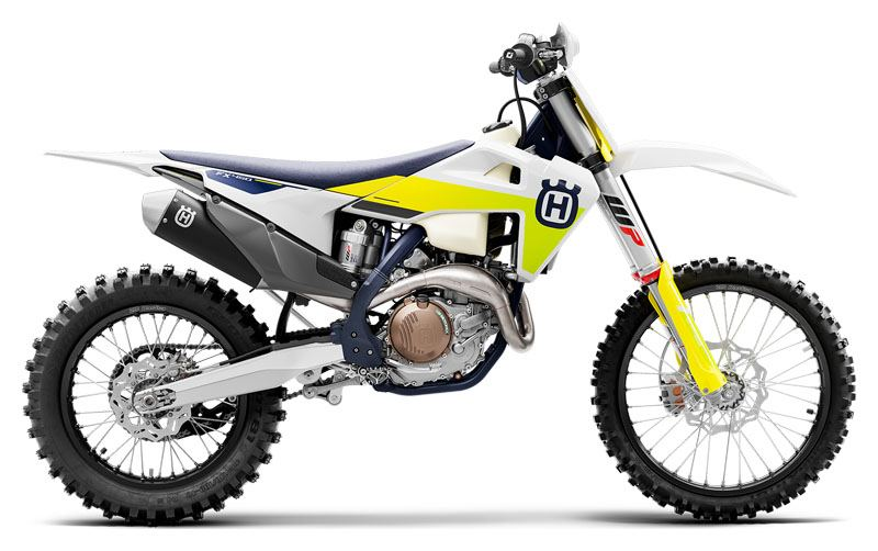 2021 Husqvarna FX 450 in Bellingham, Washington