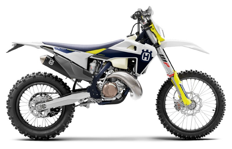 2021 Husqvarna TE 150i in Bellingham, Washington - Photo 1