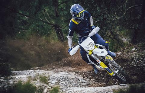 2021 Husqvarna TE 150i in Berkeley, California - Photo 5
