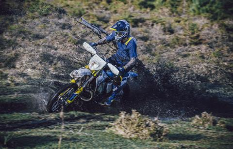 2021 Husqvarna TE 250i in Victorville, California - Photo 3