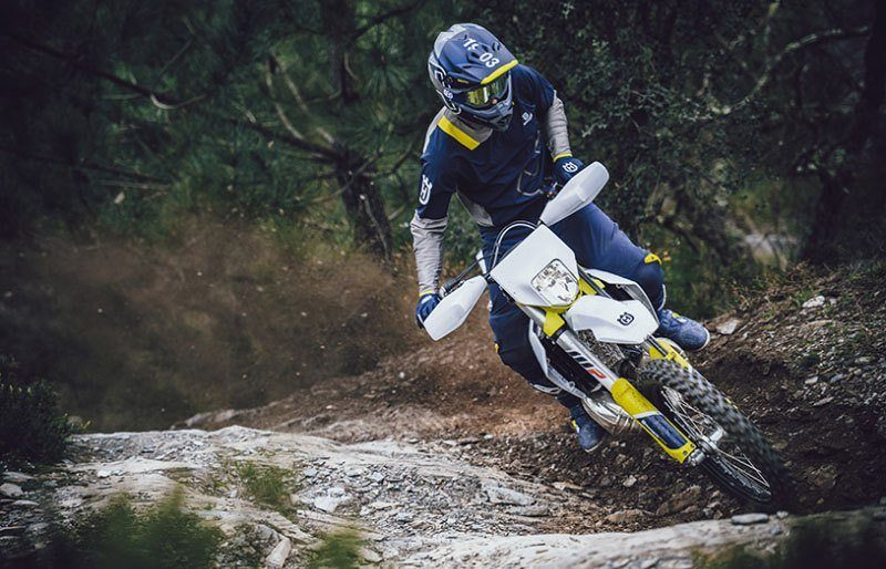 2021 Husqvarna TE 250i in Victorville, California - Photo 4