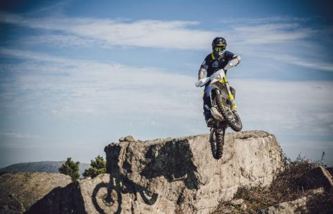 2021 Husqvarna TE 250i in Victorville, California - Photo 6