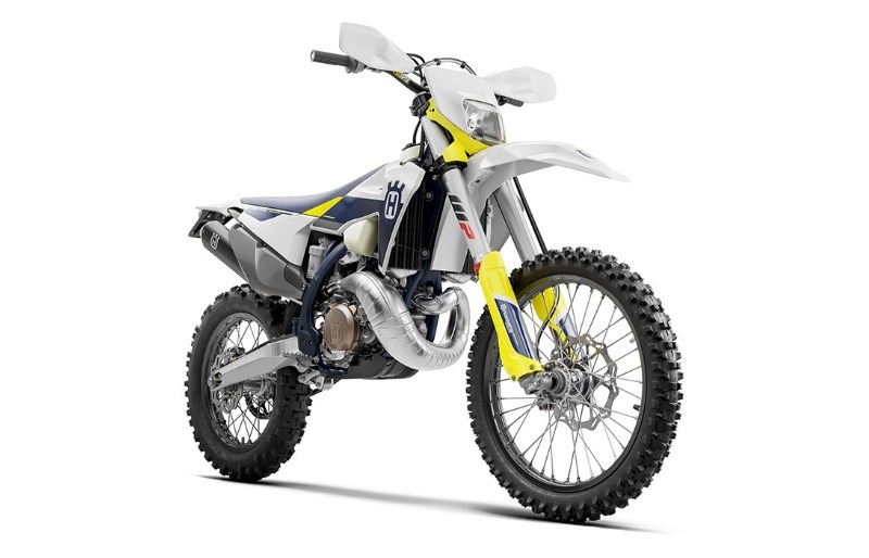 2021 Husqvarna TE 250i in Troy, New York - Photo 2