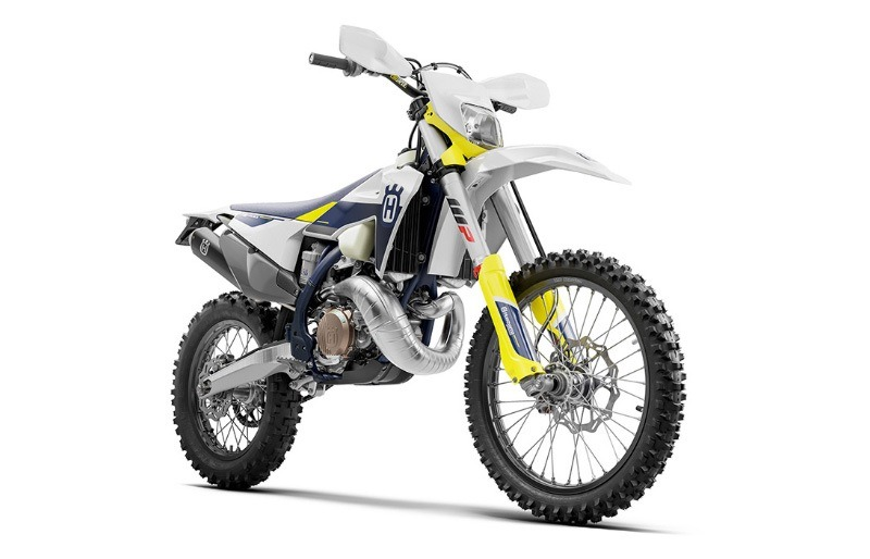 2021 Husqvarna TE 300i in Ukiah, California - Photo 2