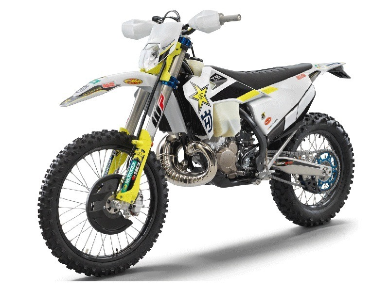 2021 Husqvarna TE 300i Rockstar Edition in Costa Mesa, California - Photo 2