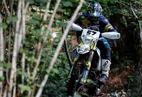 2021 Husqvarna TE 300i Rockstar Edition in Farmington, New York - Photo 3