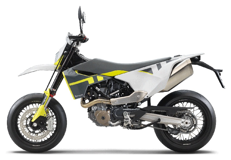 2021 Husqvarna 701 Supermoto in McKinney, Texas - Photo 2