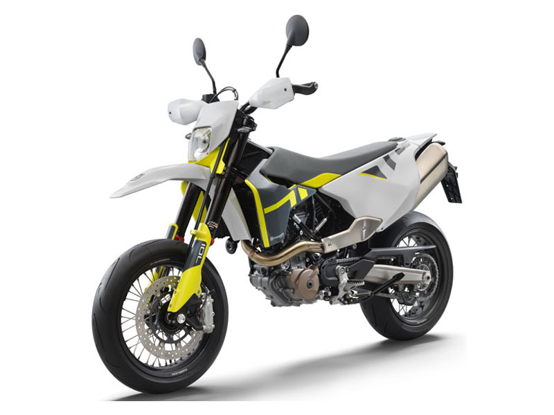 2021 Husqvarna 701 Supermoto in Castaic, California - Photo 3
