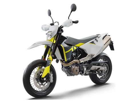 2021 Husqvarna 701 Supermoto in Ukiah, California - Photo 3