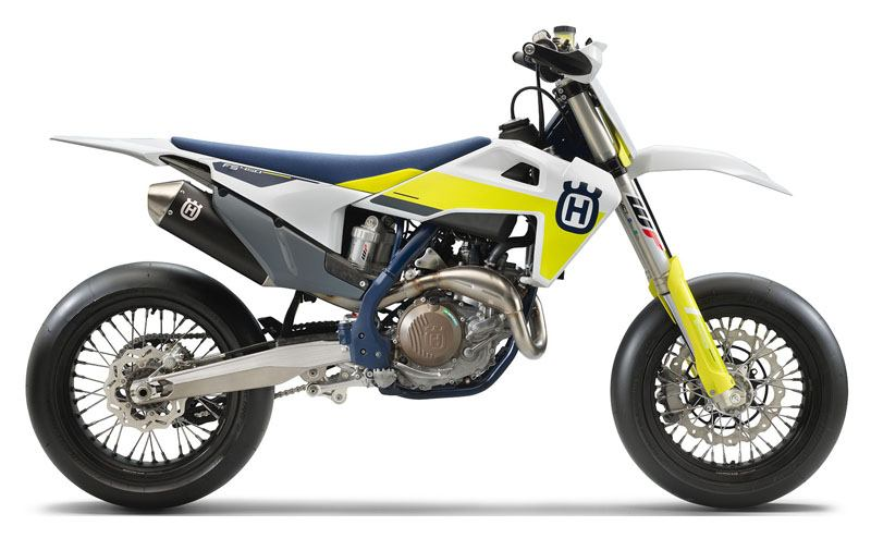 2021 Husqvarna FS 450 in Amarillo, Texas - Photo 1