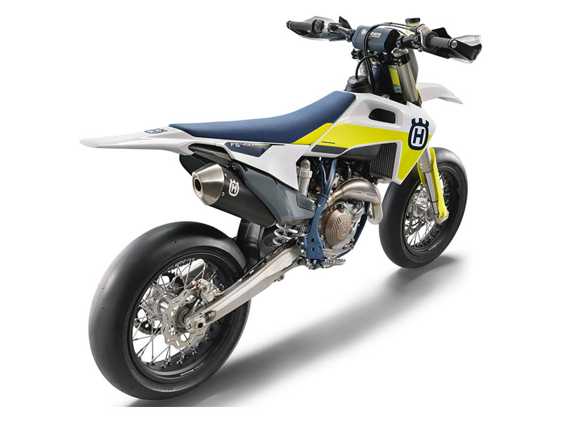 2021 Husqvarna FS 450 in Amarillo, Texas - Photo 2