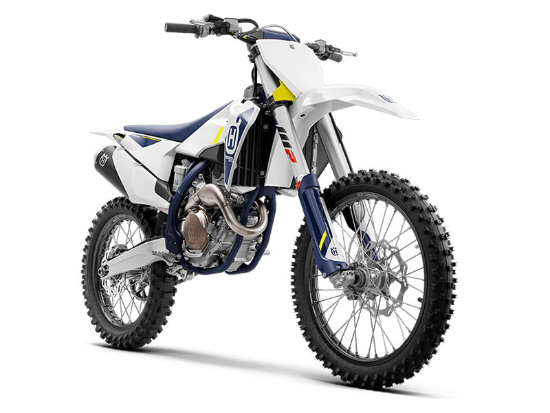 2022 Husqvarna FC 250 in Troy, New York - Photo 3