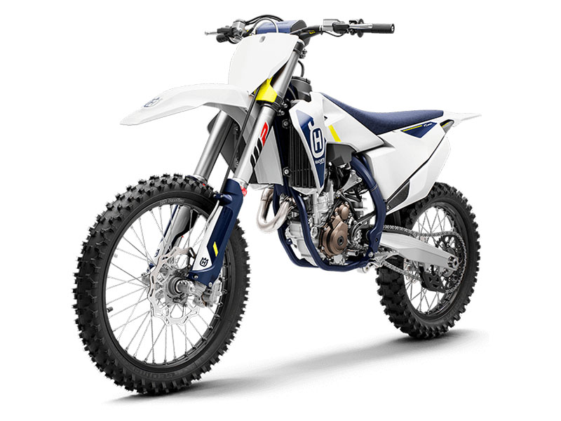 2022 Husqvarna FC 250 in Troy, New York - Photo 4