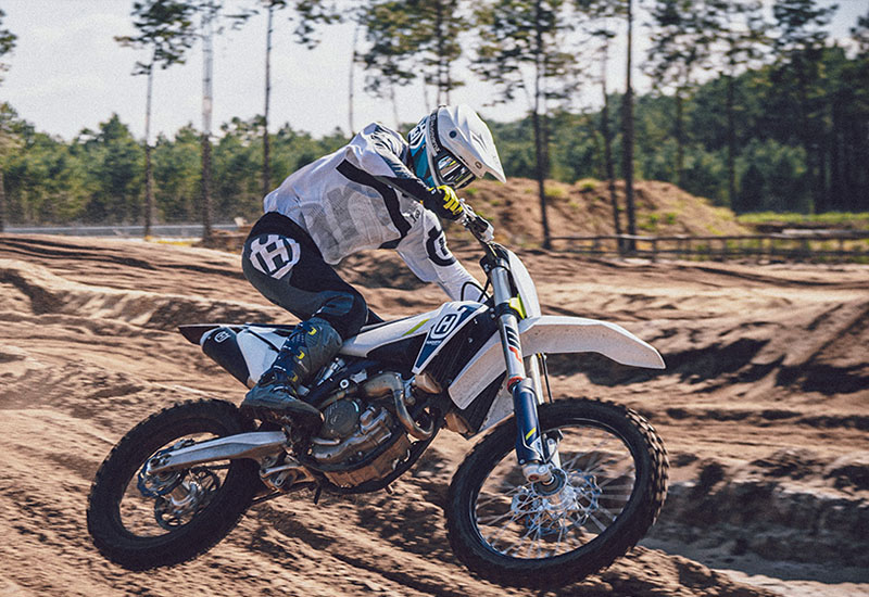 2022 Husqvarna FC 250 in Fayetteville, Georgia - Photo 7