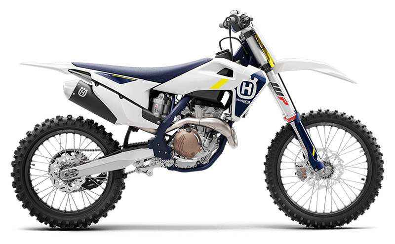 2022 Husqvarna FC 350 in Hialeah, Florida - Photo 1