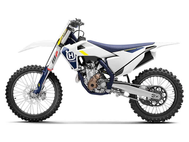 2022 Husqvarna FC 350 in Waynesburg, Pennsylvania - Photo 2