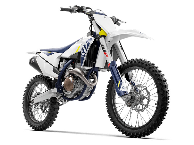 2022 Husqvarna FC 350 in Waynesburg, Pennsylvania - Photo 3