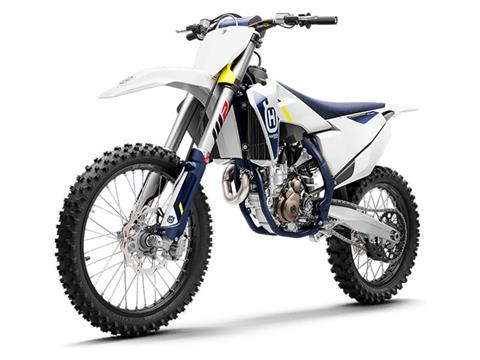 2022 Husqvarna FC 350 in Hialeah, Florida - Photo 4