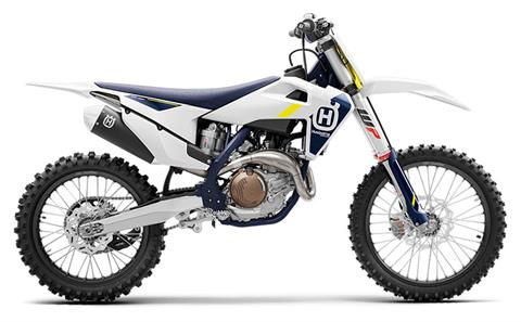 2022 Husqvarna FC 450 in Amarillo, Texas - Photo 1