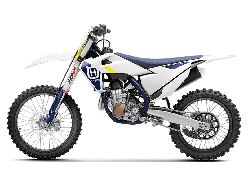 2022 Husqvarna FC 450 in Amarillo, Texas - Photo 2
