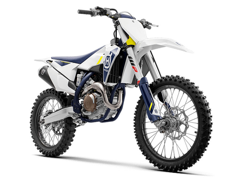 2022 Husqvarna FC 450 in Amarillo, Texas - Photo 3