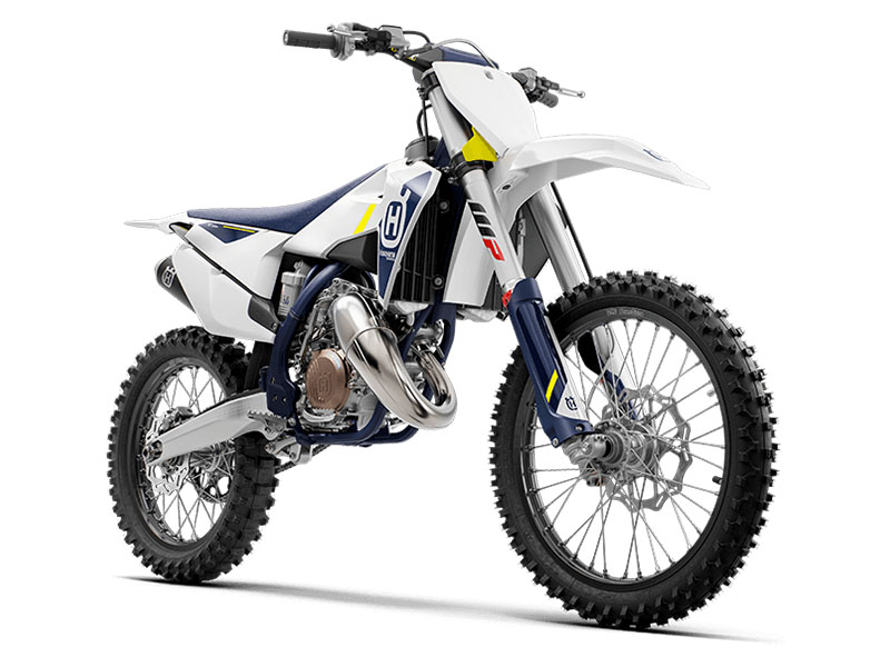 2022 Husqvarna TC 125 in Orange, California - Photo 3