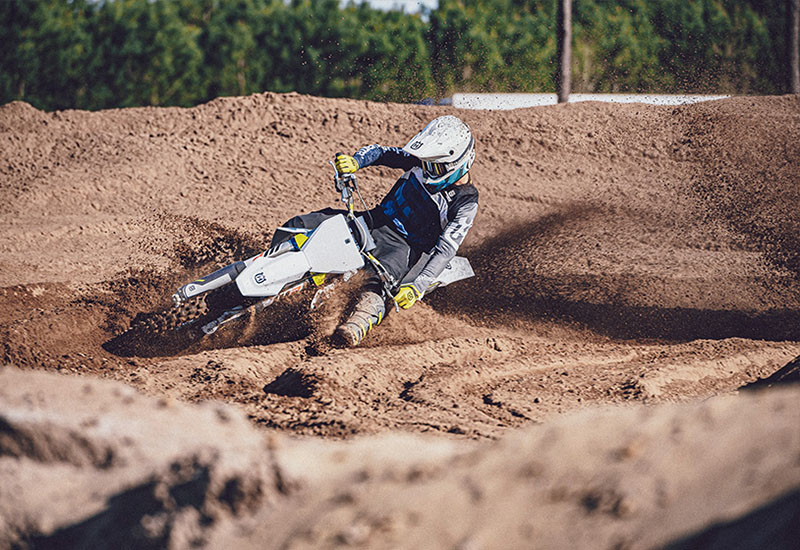2022 Husqvarna TC 125 in Ukiah, California - Photo 5