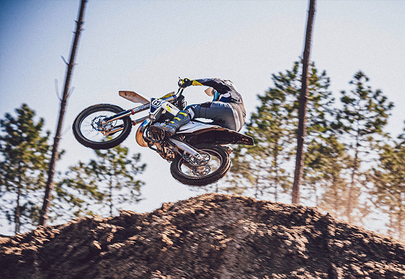 2022 Husqvarna TC 250 in Costa Mesa, California - Photo 6