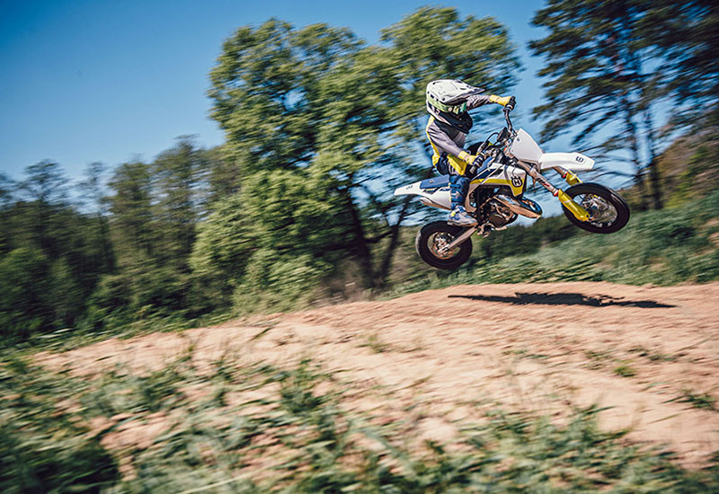 2022 Husqvarna TC 50 in Castaic, California - Photo 6