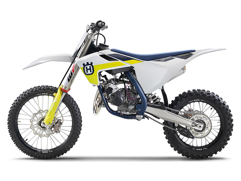 2022 Husqvarna TC 85 17/14 in Bellingham, Washington - Photo 2