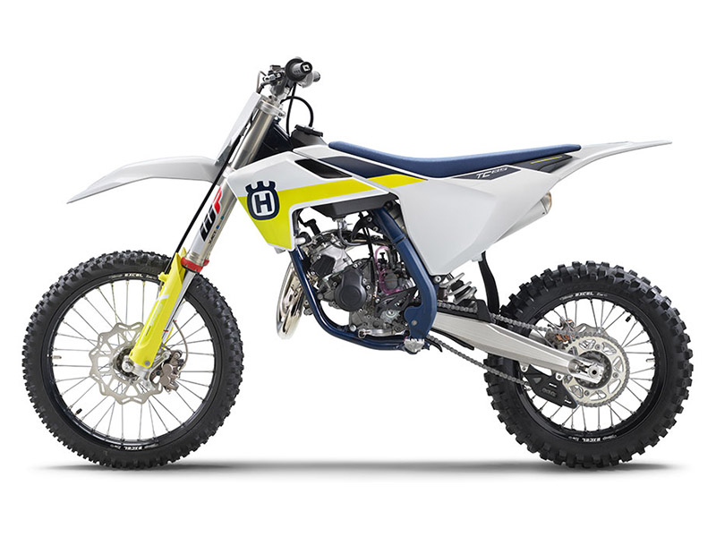 2022 Husqvarna TC 85 19/16 in Orange, California - Photo 2
