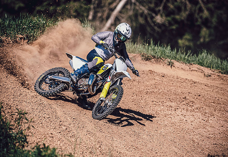 2022 Husqvarna TC 85 19/16 in Berkeley, California - Photo 4