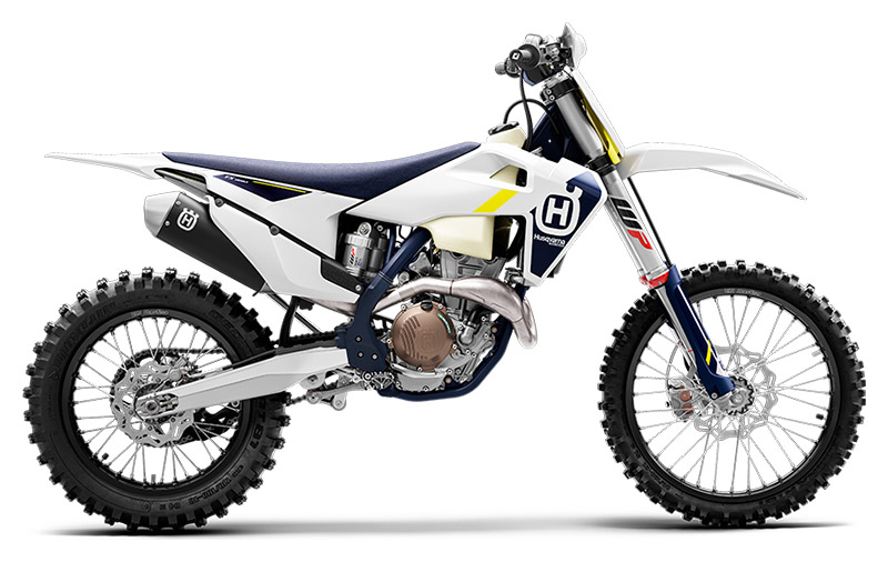 2022 Husqvarna FX 350 in Slovan, Pennsylvania - Photo 1