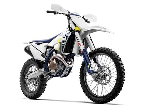 2022 Husqvarna FX 350 in Costa Mesa, California - Photo 3