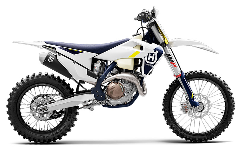 2022 Husqvarna FX 450 in Butte, Montana - Photo 1