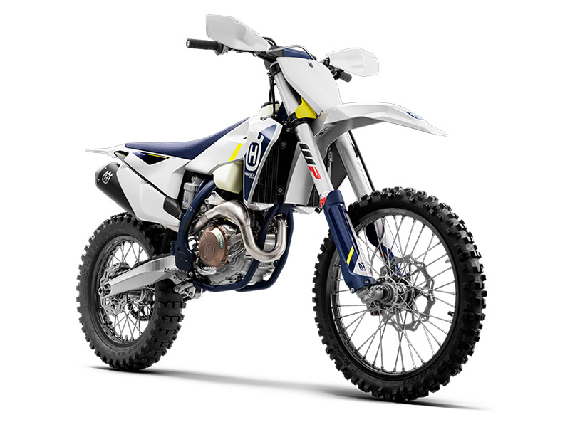 2022 Husqvarna FX 450 in Castaic, California - Photo 3
