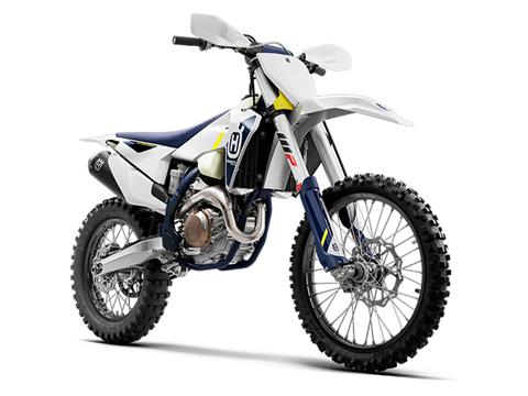 2022 Husqvarna FX 450 in Athens, Ohio - Photo 3