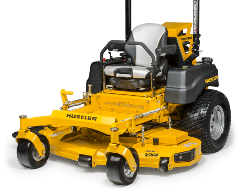 2014 Hustler Turf Equipment Super Z HD FX850 (60 in.) in Harrison, Arkansas