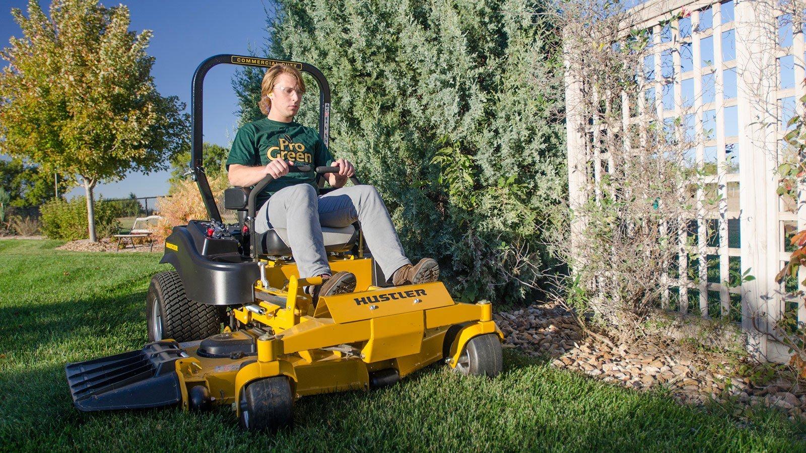 Hustler Turf Equipment Loveland Hustler Lawn Mower
