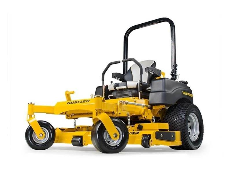 2016 Hustler Turf Equipment Super Z 60 in. RD (Kohler EFI) in Hillsborough, New Hampshire